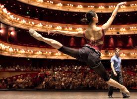 Tickets Alert: Watch the Royal Ballet rehearsals