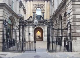 London's Alleys: Adam's Court, EC2