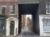 London's Alleys: Barbon Close, WC1