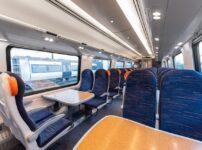 Timelapse video shows Avanti West Coast train refurbishment
