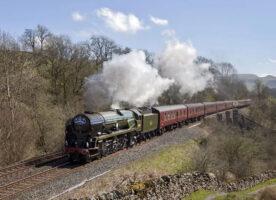 Book a day-trip by steam train in 2021