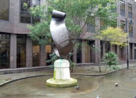 The Suffragette Memorial, SW1