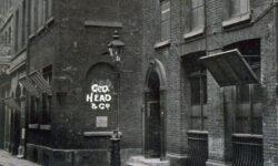 The forgotten era of Light Reflectors in London's alleys