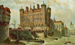 London Bridge's lost Nonsuch House
