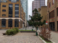 London's Pocket Parks: Worship Square, EC2