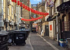 London's Alleys: Dansey Place, W1
