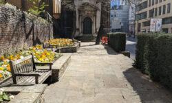 London's Pocket Parks: All Hallows Church, EC2