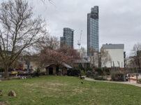 London's Pocket Parks: Graham Street Park, N1