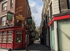 London's Alleys: Lamb's Conduit Passage, WC1