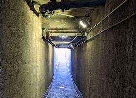 London's Alleys: Queen's Passage, SW1A