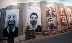 Exhibition – JR's prolific gigantic street art