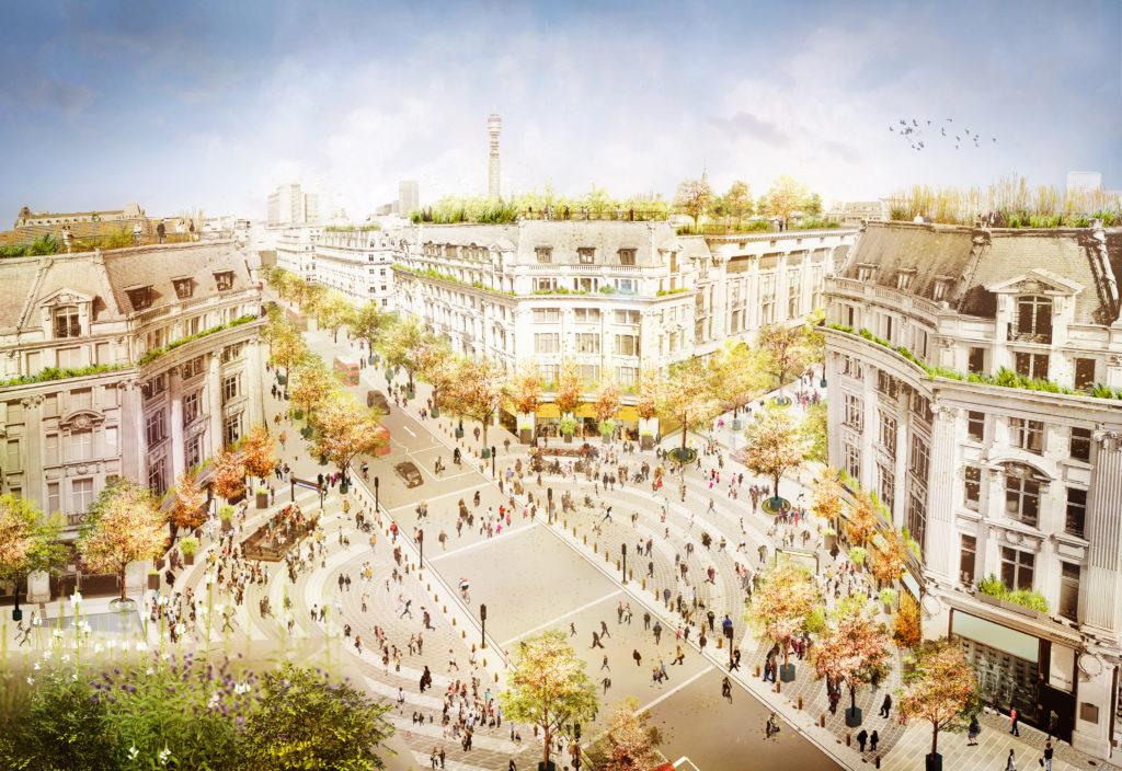 Oxford Circus pedestrianisation plan delayed
