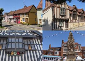 A day trip to – Saffron Walden, Essex