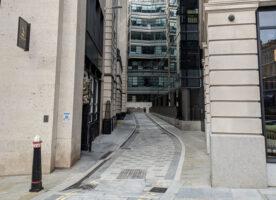 London's Alleys: Bishop's Court, EC4