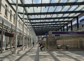 Photos – Paddington Station's new links to the Elizabeth line