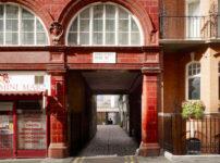 London's Alleys: Down Street Mews, W1