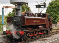 Ex-London Transport steam locos returning to London this autumn