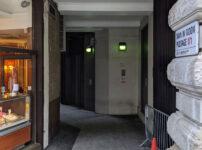 London's Alleys: Man in Moon Passage, W1