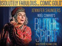 Discount deal on Noël Coward's Blithe Spirit with Jennifer Saunders