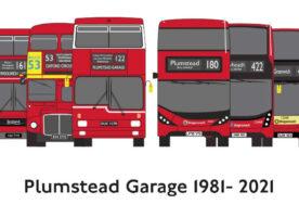 Tickets Alert: Plumstead bus garage 40th anniversary