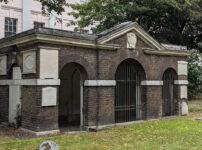 Going inside Greenwich's Devonport Mausoleum