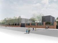 HS2 shows off revised plans for Camden ventilation shaft