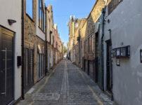 London's Alleys: Voss Street, E2