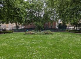 London's Pocket Parks: Argyle Square, WC1
