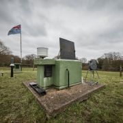 The restoration of an ROC nuclear monitoring post bunker