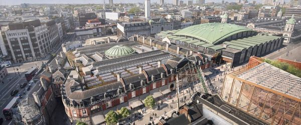 Designing a Museum for London's Future
