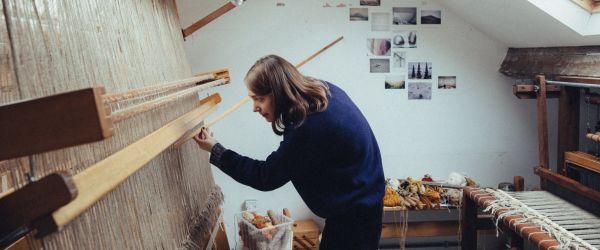Christabel Balfour Open Studios