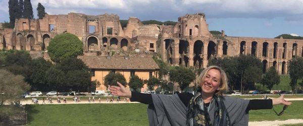 Panoramic Tour of Rome with Olga