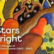 The stars are bright - Zimbabwean art