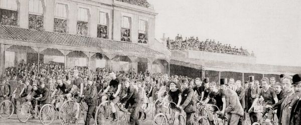 South London and the 19th Century cycling boom