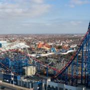Refurbishing the UK's tallest rollercoaster
