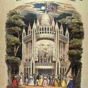 Vauxhall Pleasure Gardens – a place to see and to be seen