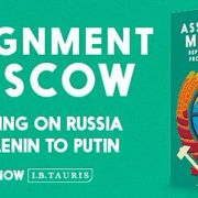 Assignment Moscow: A talk by James Rodgers