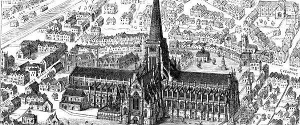 Medieval Precinct of St Paul's Cathedral (Limited Places)