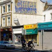 Clapham Ghost Signs Walk