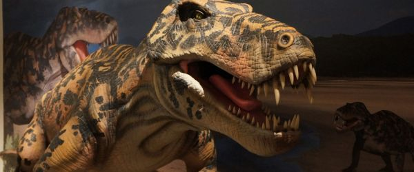 Permian Monsters: Life Before the Dinosaurs