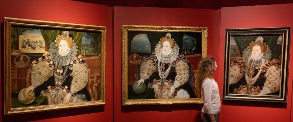 Faces of a Queen - the Armada Portraits
