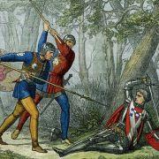Heraldry in the Battle of Barnet 1471