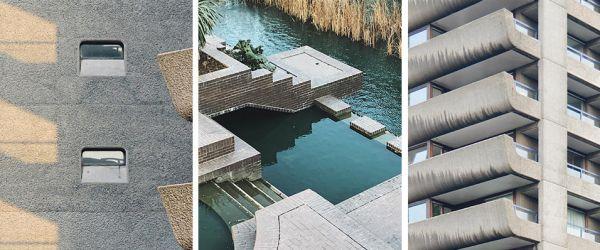 Barbican architecture tour