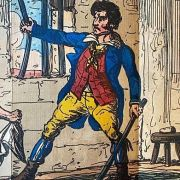 Jack Sheppard Escapes!  The Visual History of an English Rogue