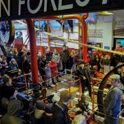 Reopening day at the Walthamstow Pumphouse Museum