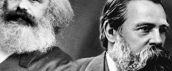 Engels and Marx: Revolutionaries in London