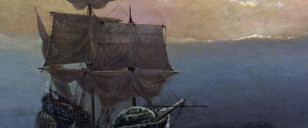 The Mayflower: A London – Leiden Adventure