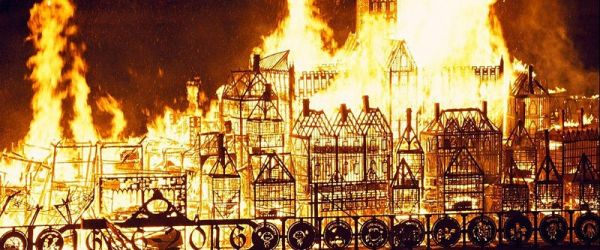 London's Burning Walking Tour