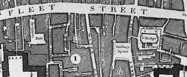 Fleet Street: Written in Stone