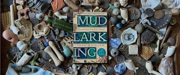 Treasures from the Thames - A Talk by Lara Maiklem and Mike Webber